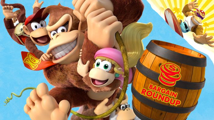 Aussie Bargain Roundup: Donkey Kong Country: Tropical Freeze