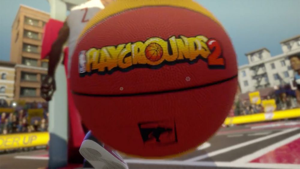 NBA Playgrounds 2 Officially Announced, Launching Later This Year