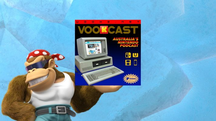 Vookcast #170 – It's Better Than Mario