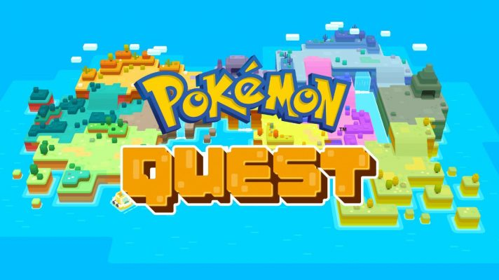 Pokemon Quest is new free-to-play game for Switch and Mobile