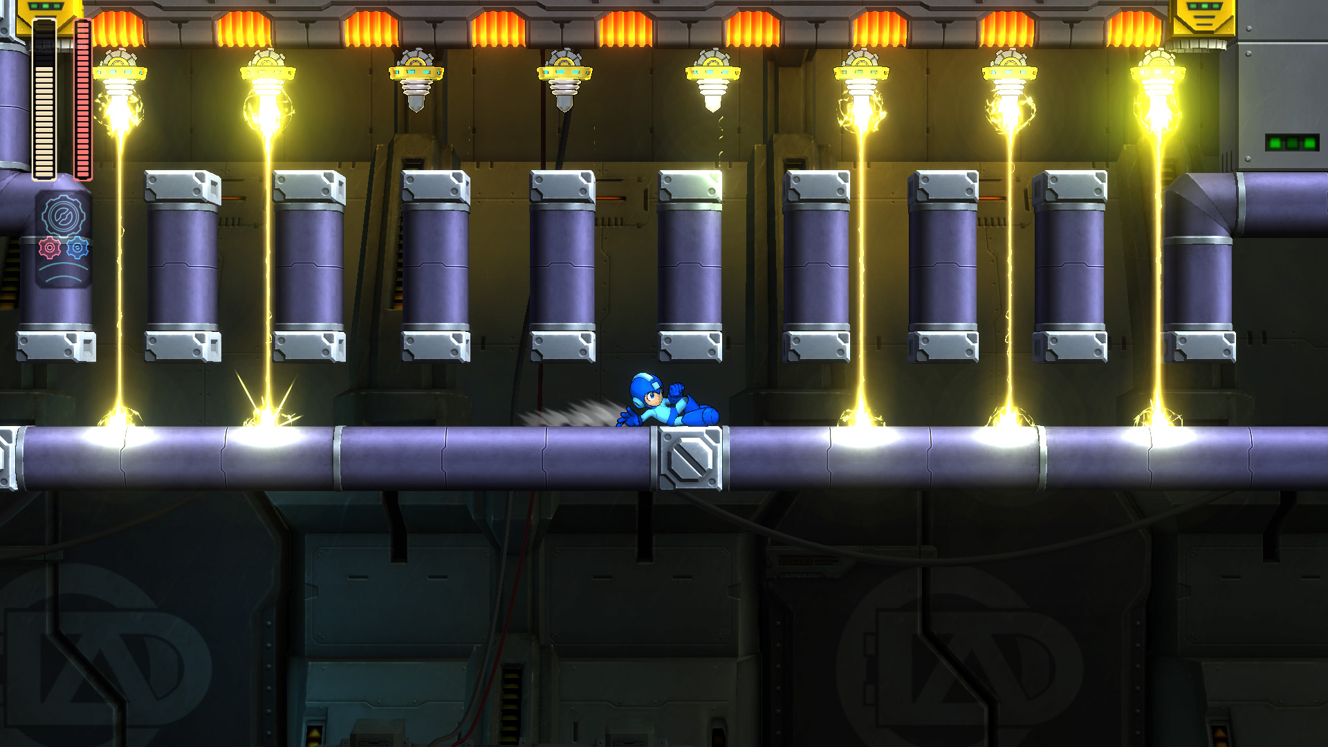 'Mega Man 11' trailer reveals release date, new mechanics