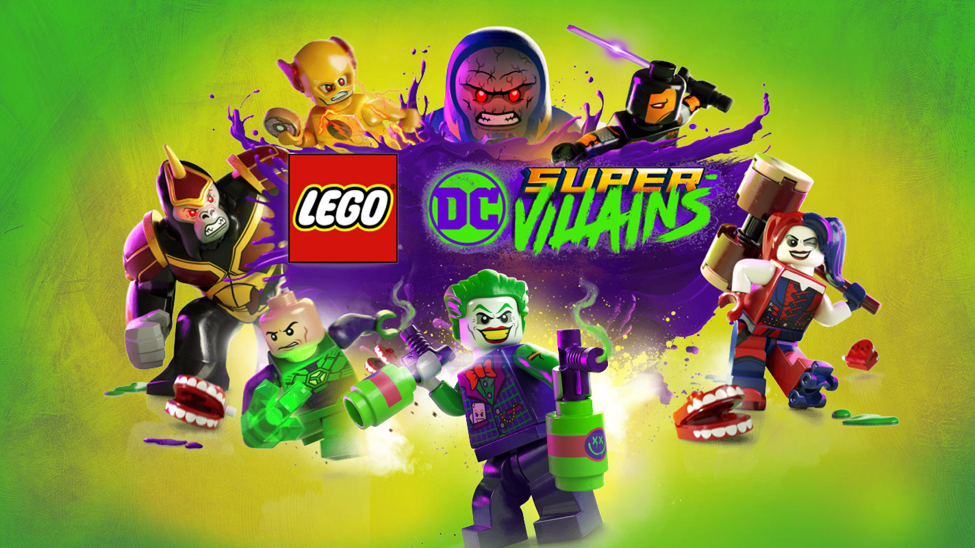 LEGO DC Super Villains announced, coming to Switch this ...