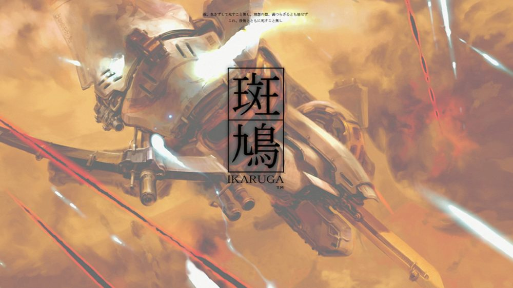 Nicalis Bringing Arcade Classic 'Ikaruga' to Nintendo Switch on May 29
