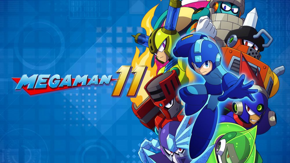 Mega Man 11 Hits PC And Consoles This October