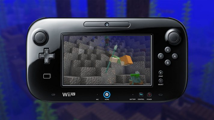 Minecraft updates on Wii U are coming to an end