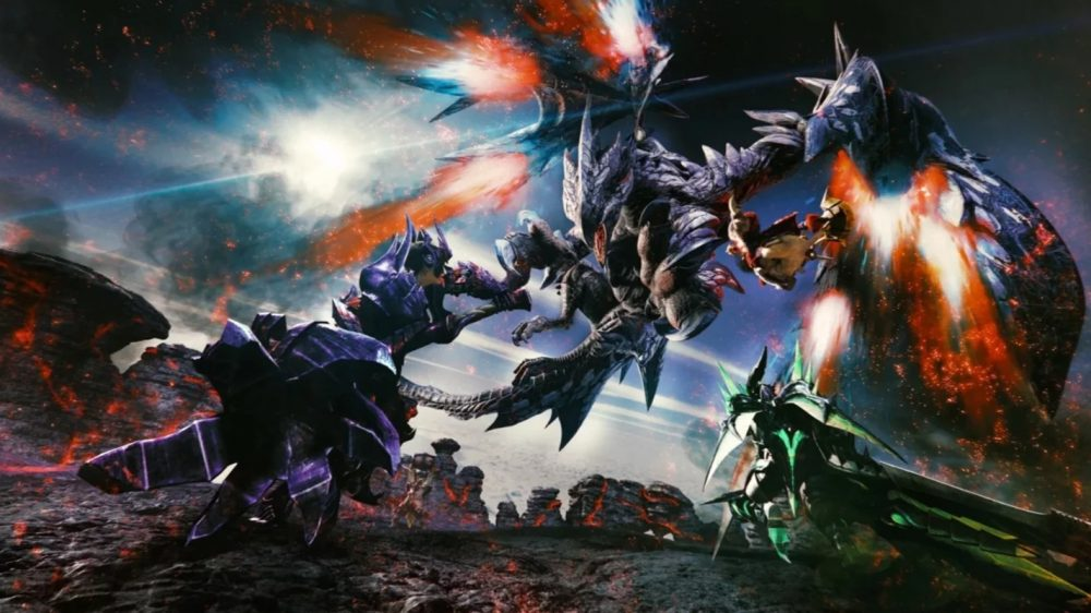 Monster Hunter Generations Ultimate Brings the Hunt to Nintendo Switch This Summer