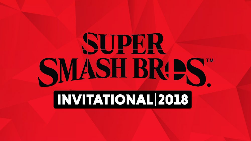 Super Smash Bros Invitational 2018 Participants Announced by Nintendo