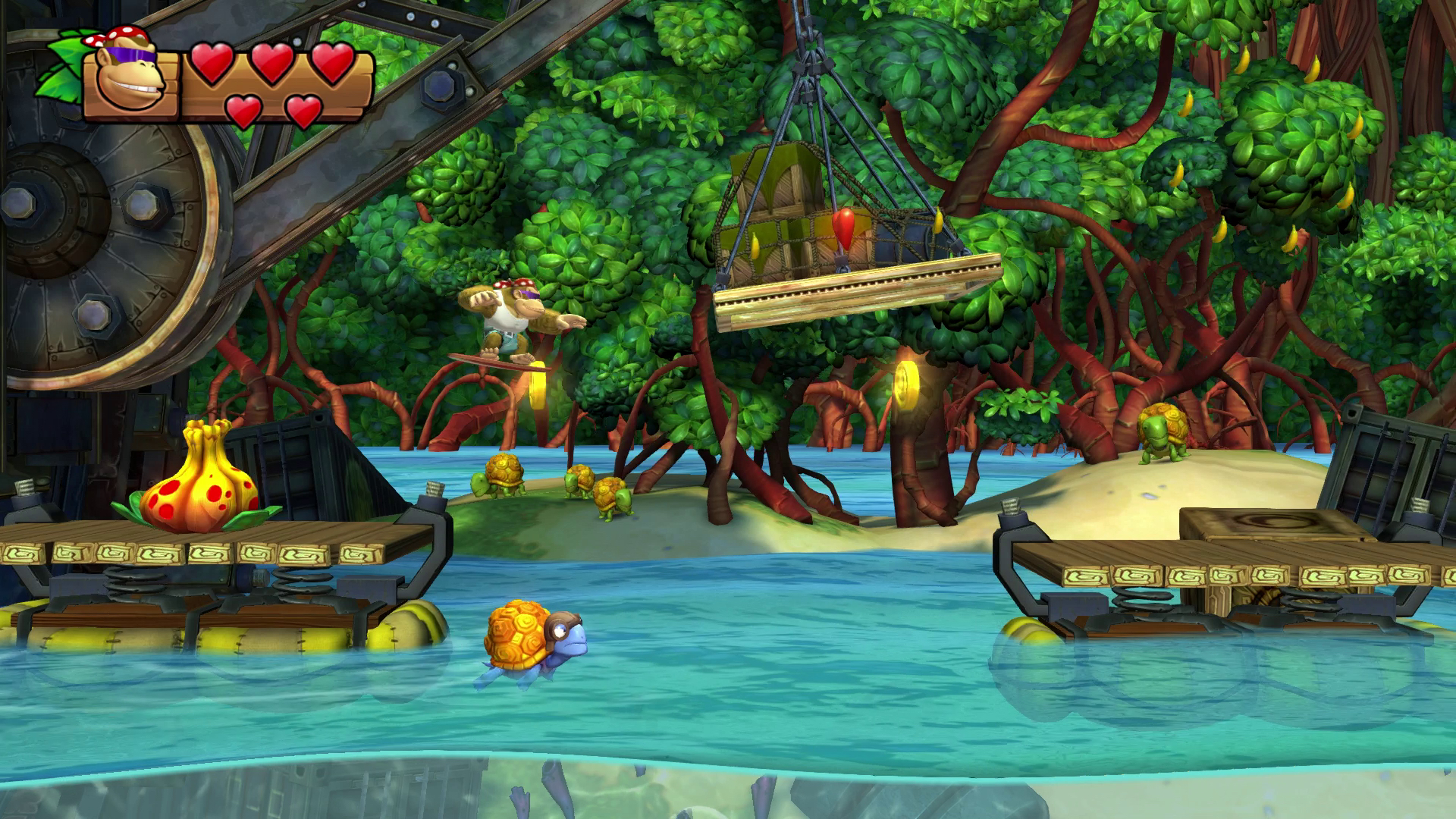 Donkey Kong Country: Tropical Freeze (Switch) Review - Vooks