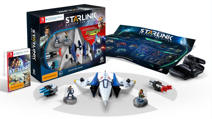 E3 2018: Starlink: Battle for Atlas launches on October 16, Switch version has Star Fox content
