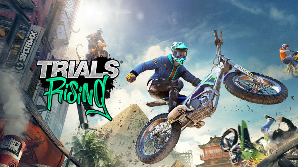 Trials Rising Announced at E3 With Damage and Destruction