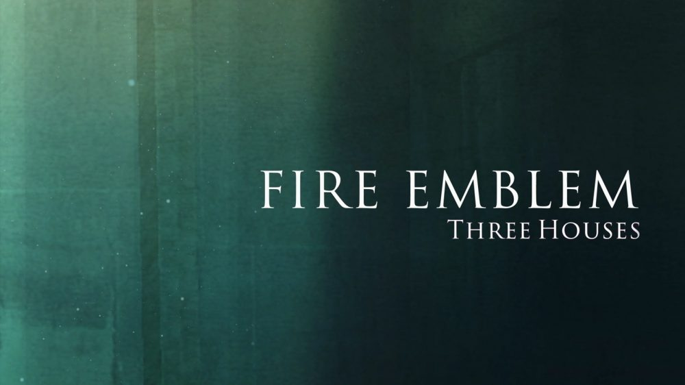 Fire Emblem: Three Houses Announced For Nintendo Switch, Coming In Spring 2019