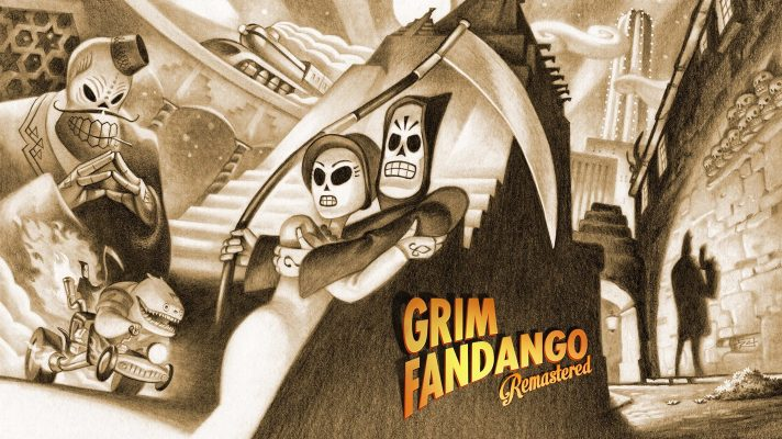 E3 2018: Grim Fandango Remastered is coming to the Switch