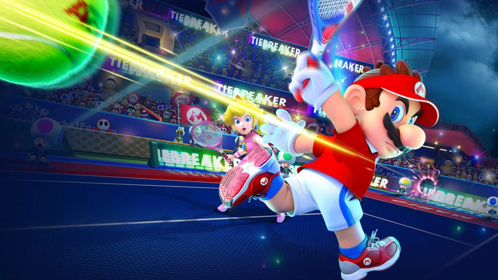 Mario Tennis Aces' final DLC character is Dry Bowser - Vooks