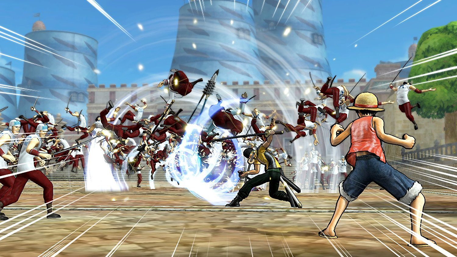 one piece pirate warriors 3 deluxe edition ps4