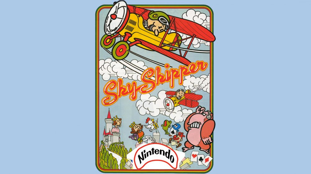 Sky Skipper Coming To The Nintendo Switch
