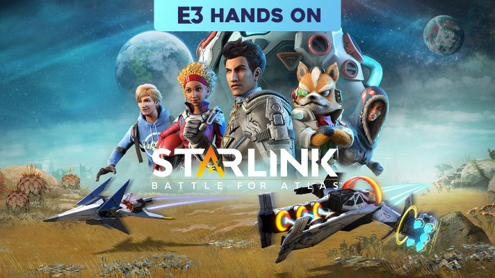 E3 2018: Hands-on with Starlink: Battle for Atlas