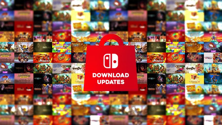 Nintendo Download Updates (23/7 – 29/7) I can't believe its not Summer Sale