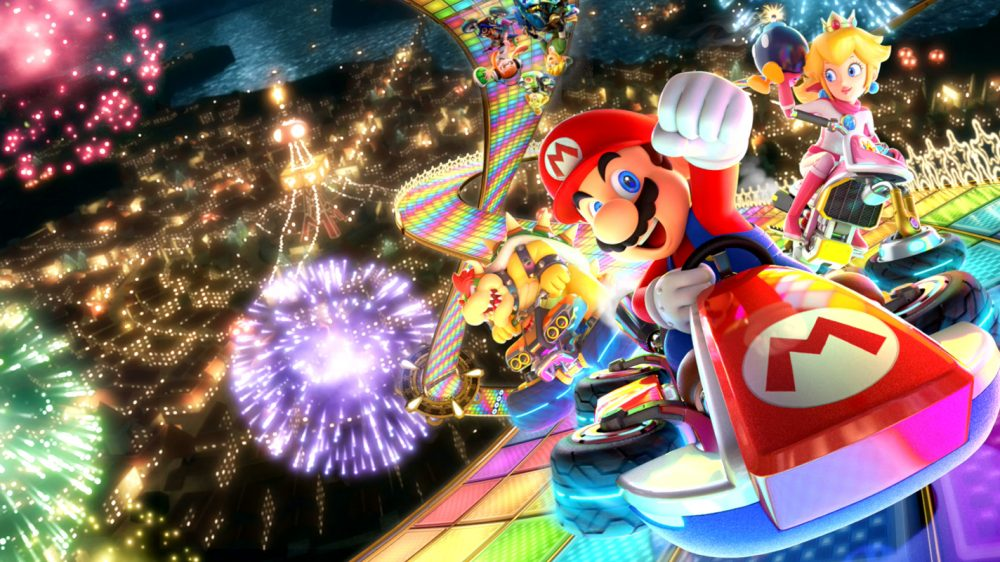 Nintendo Says There Are More Updates Coming To Mario Kart 8 Deluxe
