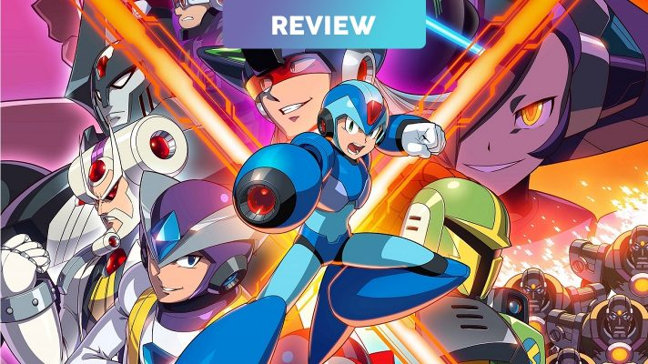 Mega Man X Legacy Collection 1 + 2 (Switch) Review