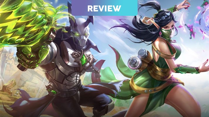 Paladins (Switch) Review