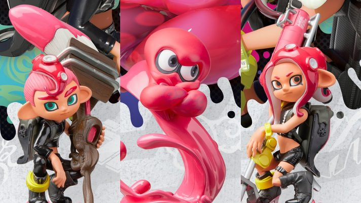 First look at what the Splatoon 2: Octoling amiibo unlock