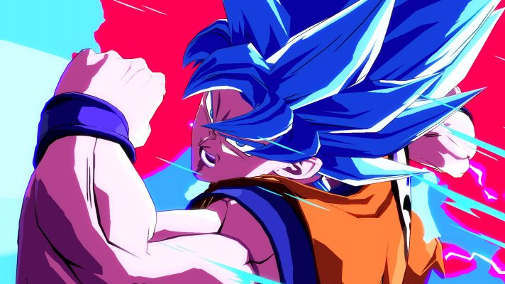 Preload the Dragon Ball FighterZ open beta ready to play on August 10th