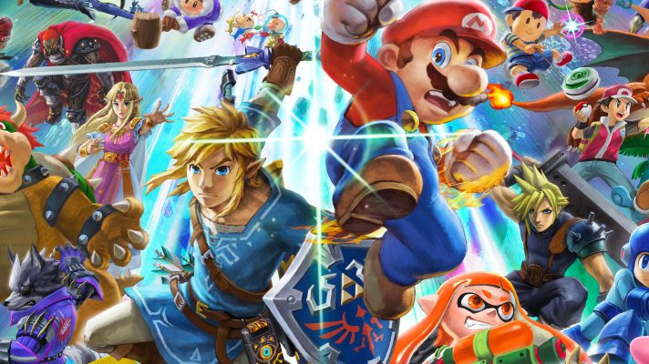Super Smash Bros. Ultimate Top 8 Final now most viewed event in EVO history