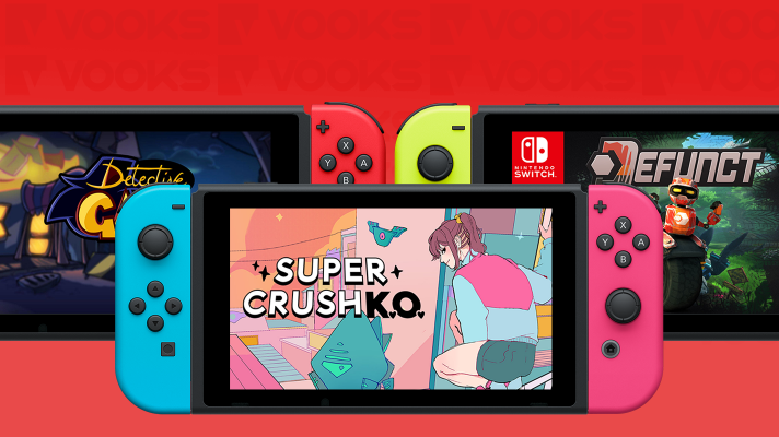 Games announced for Switch this week – 06/08 – 12/08