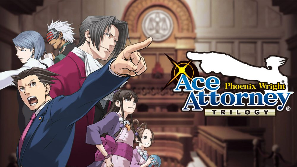 Ace Attorney Trilogy coming to Switch in early 2019
