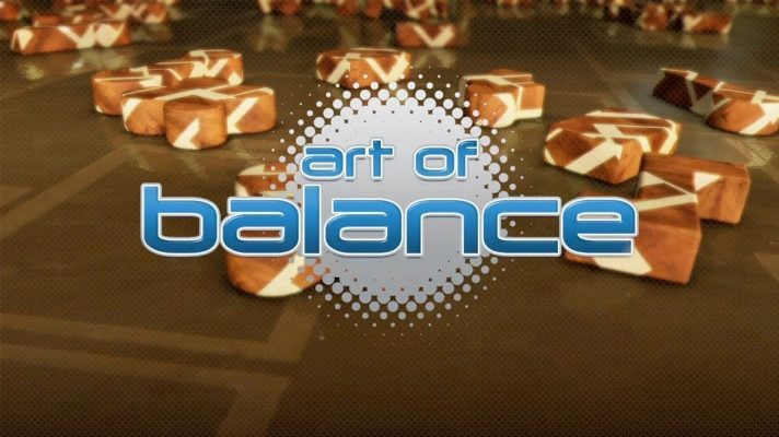 Art of Balance is coming to Switch next week