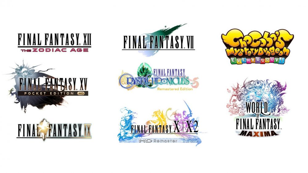 Final Fantasy Legend Collection Announced For Switch ...