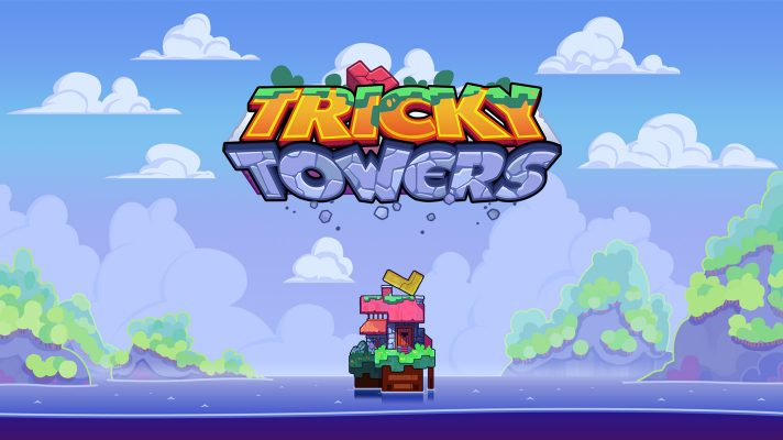 Tricky Towers is coming to Switch next month