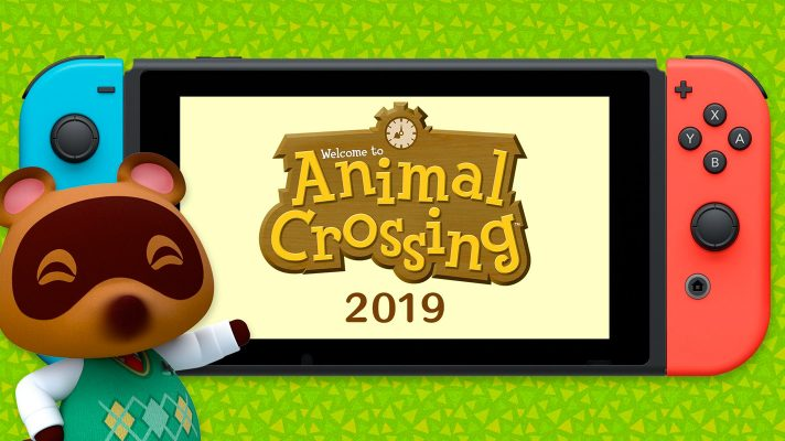 Animal Crossing coming to the Switch in 2019