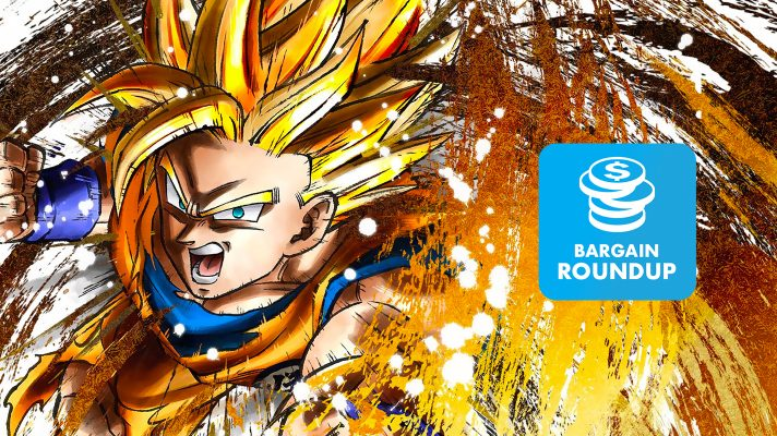 Aussie Bargain Roundup: Dragon Ball FighterZ