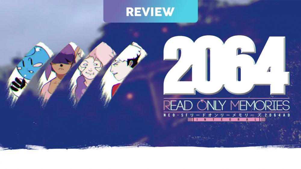 2064: Read Only Memories Integral (Switch eShop) Review