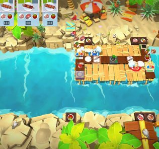 Overcooked 2 Surf n Turf