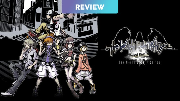 The World Ends With You: Final Remix (Switch) Review