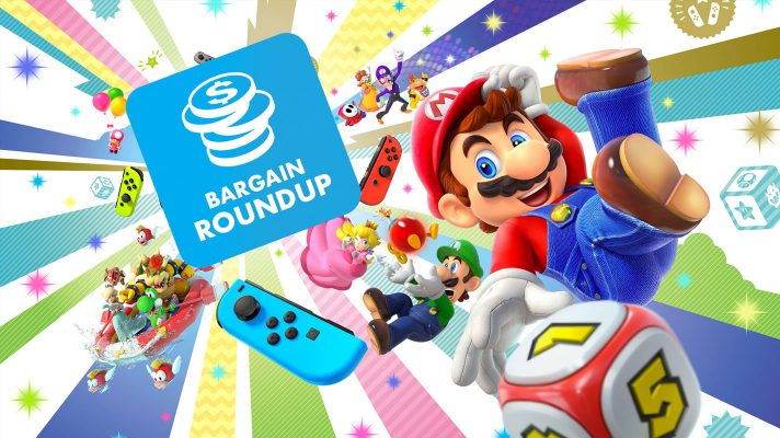 Aussie Bargain Roundup: Super Mario Party