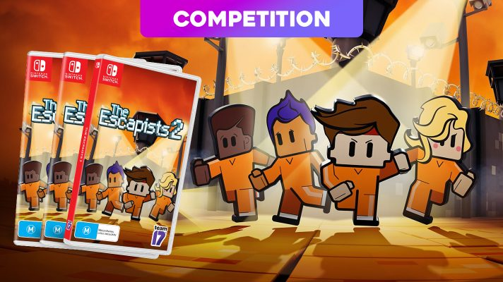 Competition: Three copies of The Escapists 2 to win! (Winners Announced)