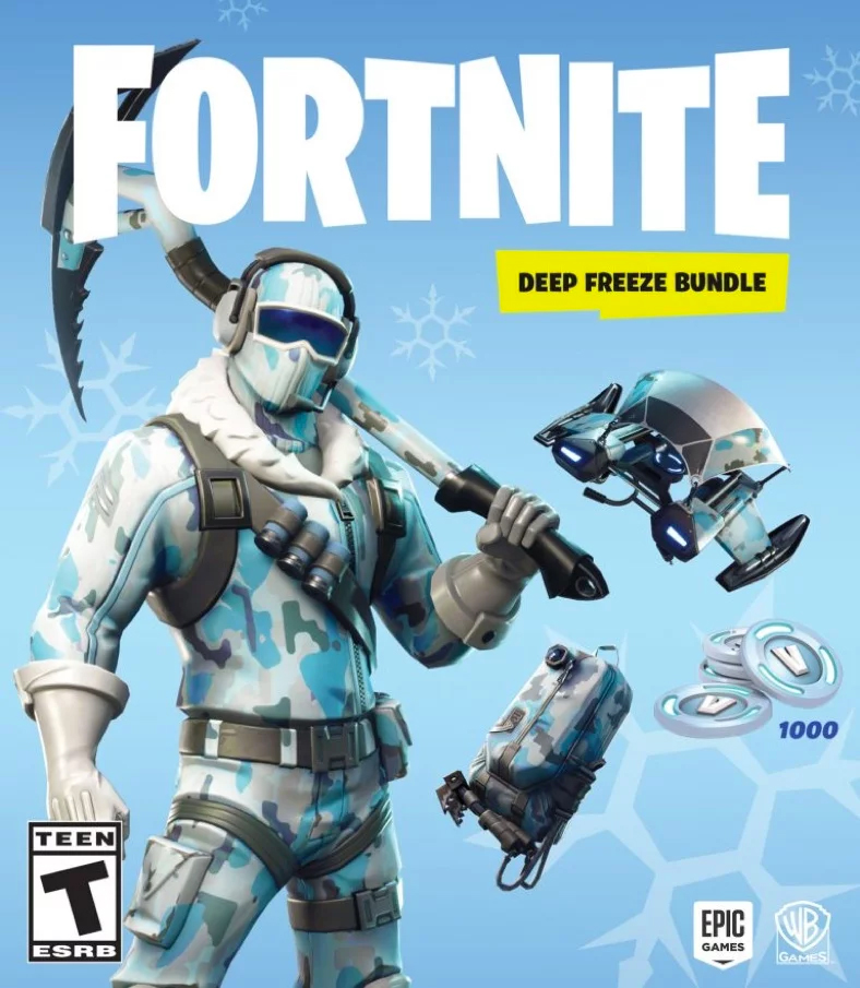 Fortnite Is Getting A $30 Physical Edition On Switch Courtesy Of Warner Bros.