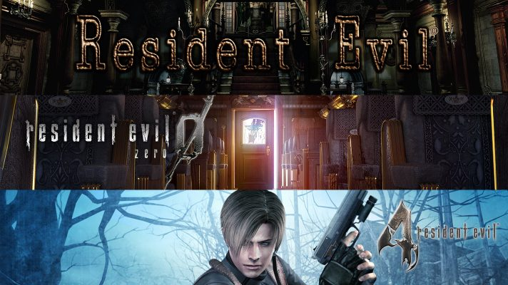 Resident Evil, Resident Evil 0 and Resident Evil 4 are coming to the Switch