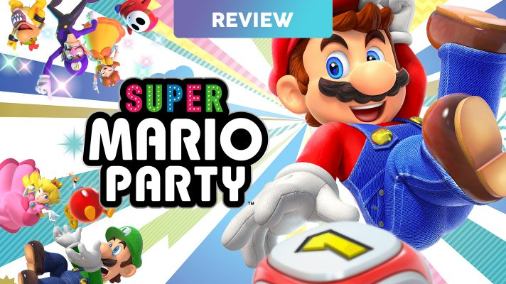 Super Mario Party (Switch) Review