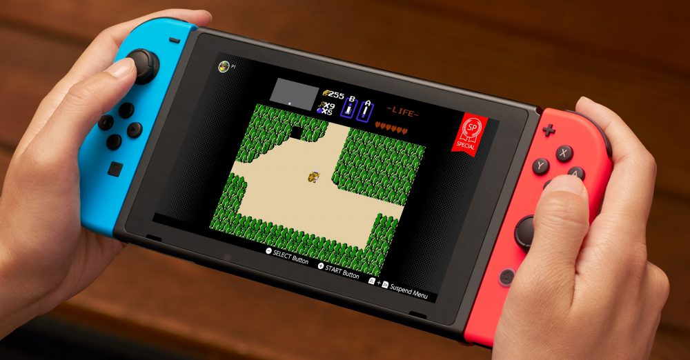 A New Version of The Legend of Zelda Just Launched on Switch
