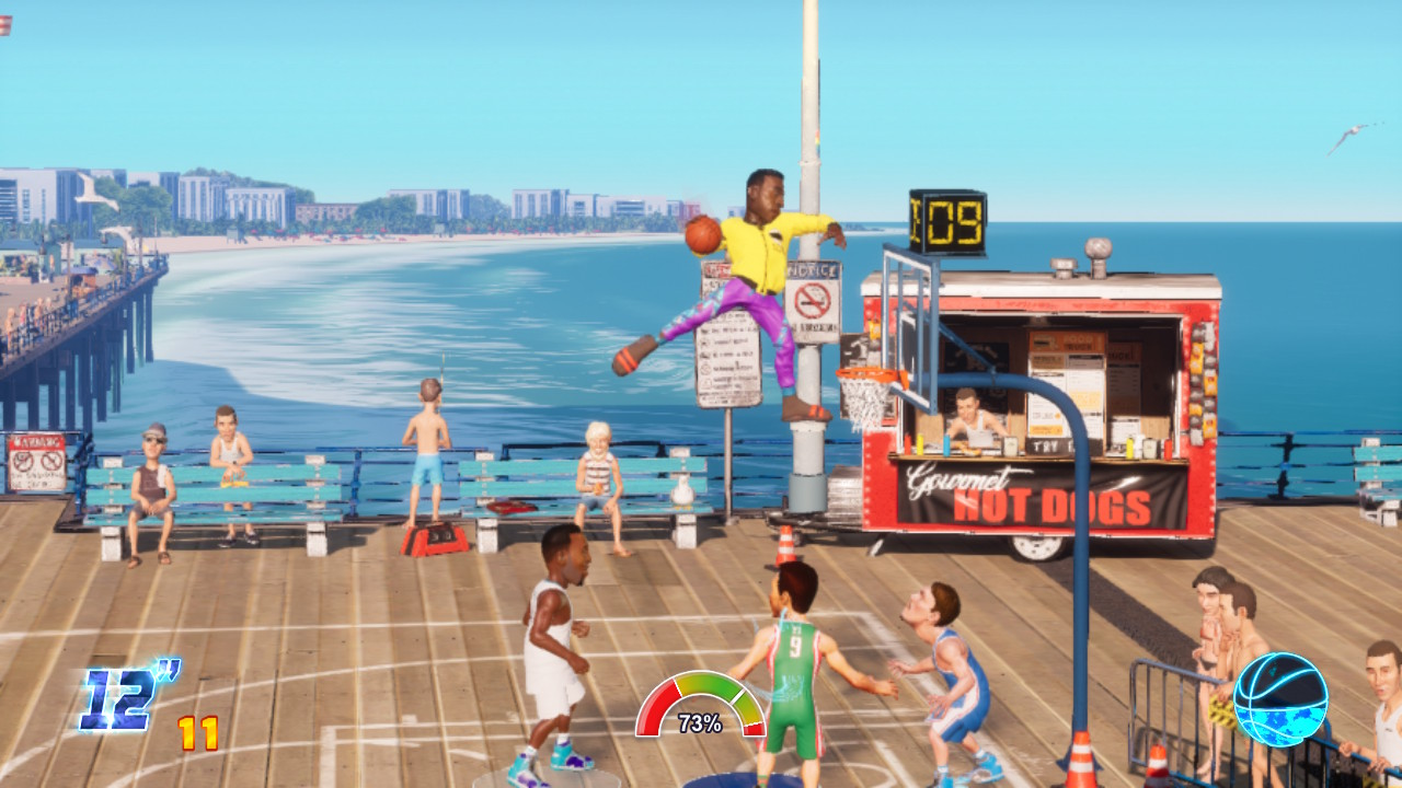 NBA 2K Playgrounds 2 (Switch) Review - Vooks