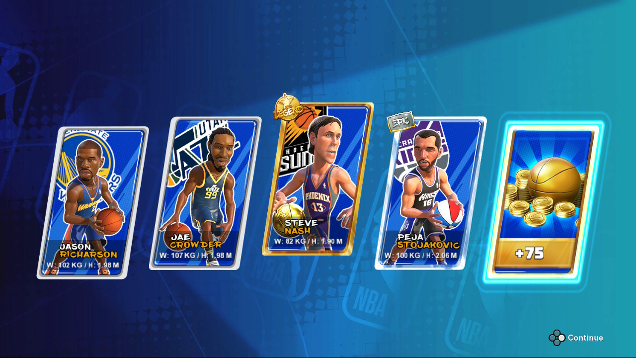 Nba 2k Playgrounds 2 Review: NBA 2K Playgrounds 2 (Switch) Review