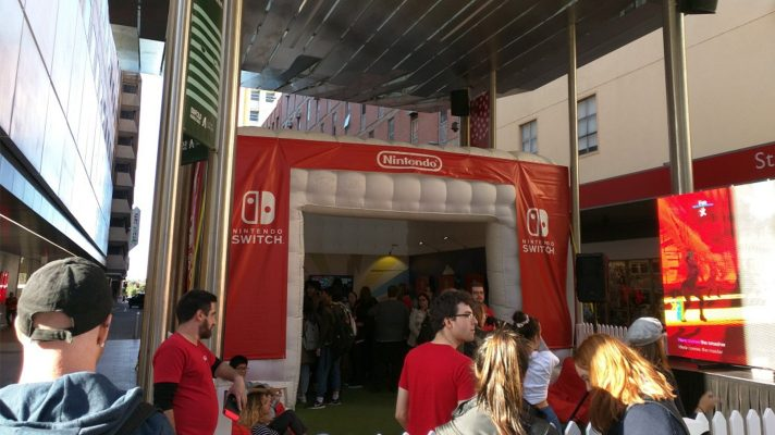 You can play Super Smash Bros. Ultimate in Adelaide and Perth this weekend
