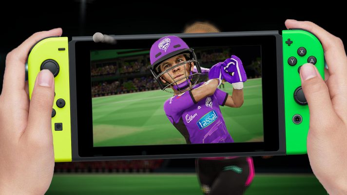 Hands on with Big Bash BOOM