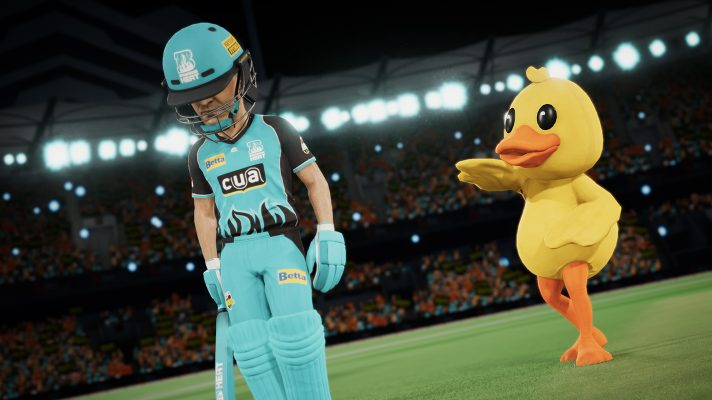 Big Bash Boom on Switch will be digital-only