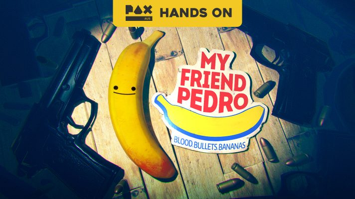 PAX Aus Hands On: My Friend Pedro (Switch)