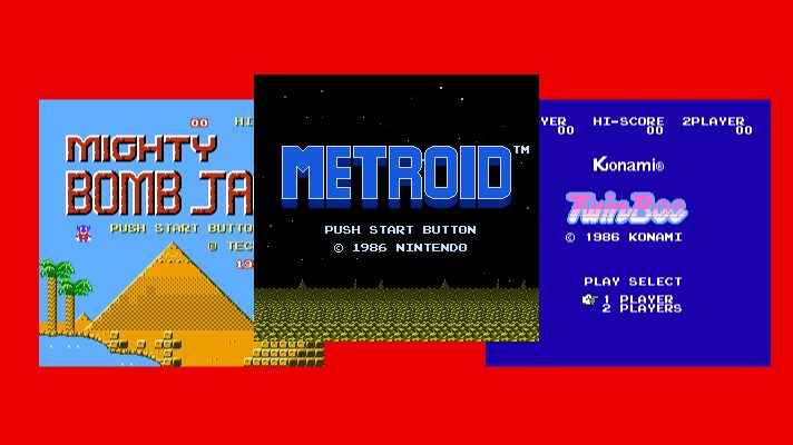 Metroid, Mighty Bomb Jack, and TwinBee coming November 14 to Switch Online